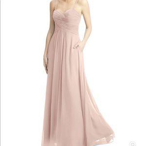 Dusty Rose Bridesmaid Dress